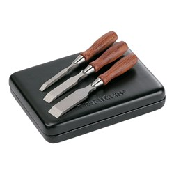 Veritas Set of 3 Miniature Chisels