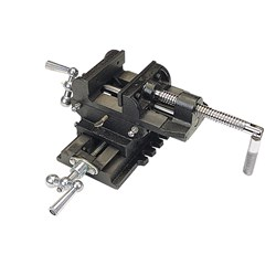 "4"" Cross Slide Vice"