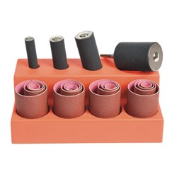 20 Piece Drum Sanding Set - 2""