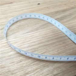 Incra Metric Scale - 0mm - 410mm - Left