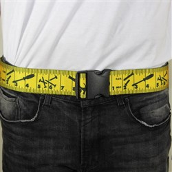 Construction Belt - Yellow