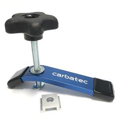 Carbatec Hold Down Clamps - Large