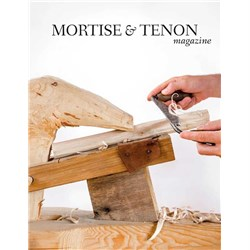 """Mortise and Tenon"" Magazine Issue #9, Edited by Joshua A. Klein"